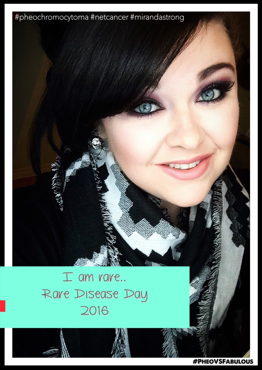 I am rare - Rare Disease Day